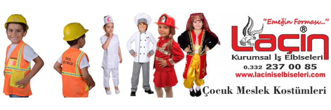 Çocuk Meslek Kostümleri